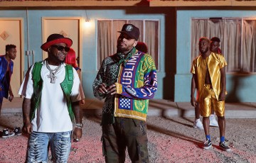 Watch Davido and Chris Brown's 'Blow My Mind' Video