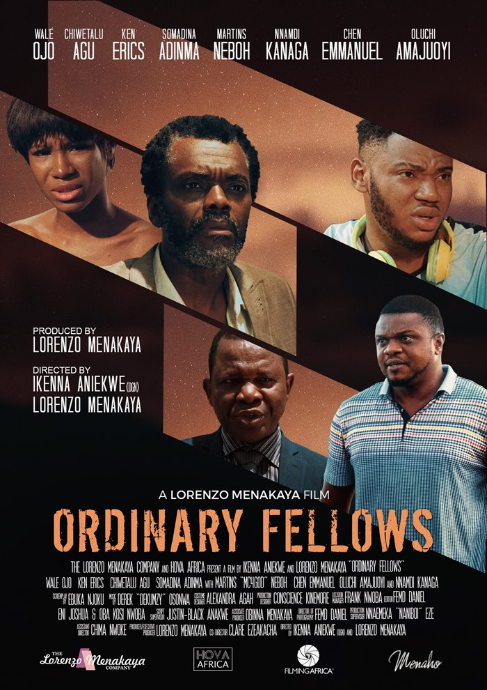 Watch trailer for Ordinary fellows