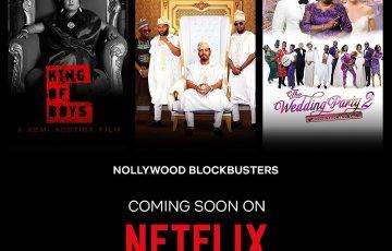 king of boys merry men wedding party 2 netflix nollywood