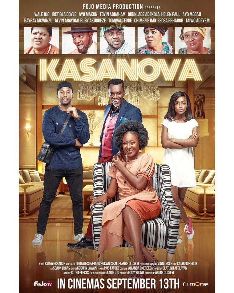 Kasanova review
