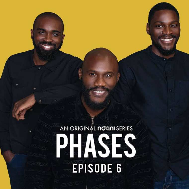 Phases episode 6 Ginger