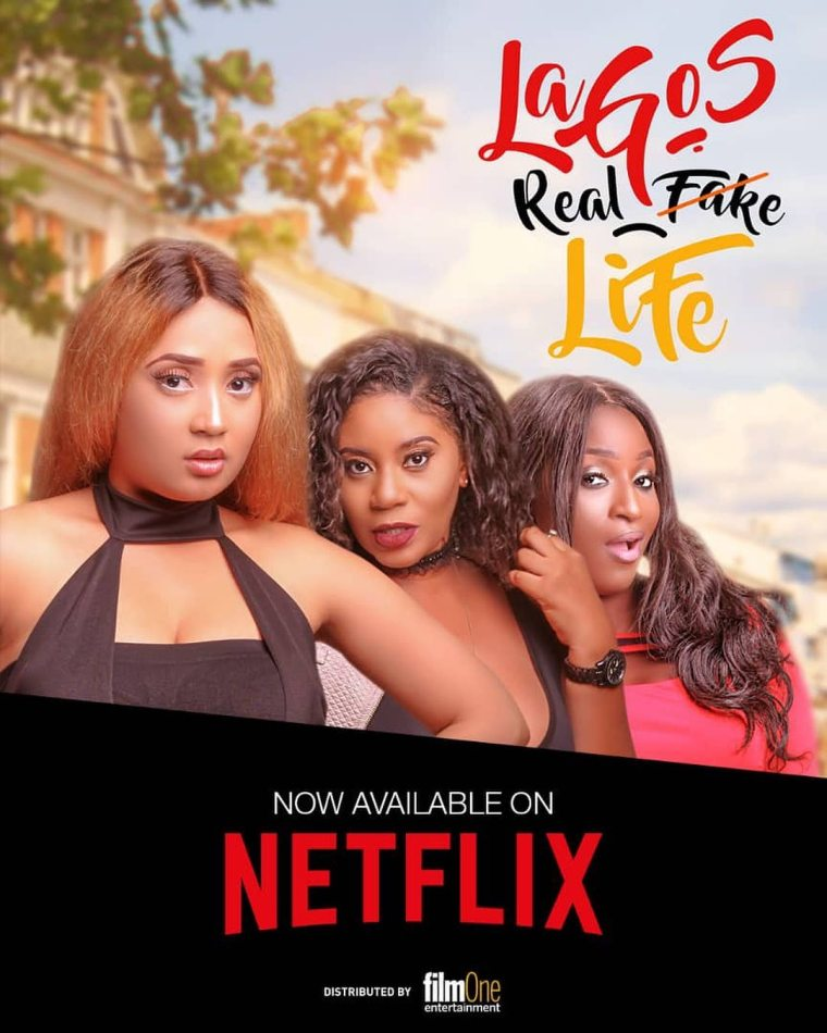 The Island and Lagos Real Fake Life are Now Playing on Netflix
