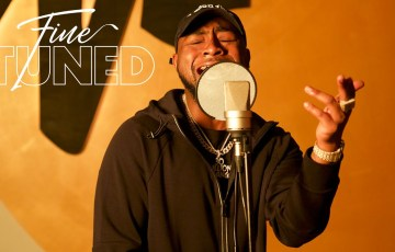 Watch Davido Perform a Piano Medley of 'Fall' and 'Risky' for Audiomack
