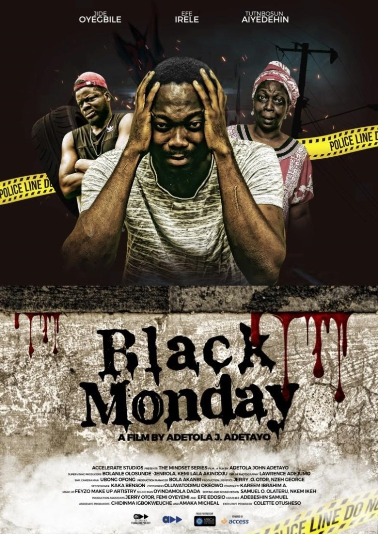 'Black Monday' – Second Short From 2019 Accelerate Filmmaker Project