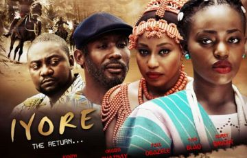 Frank Rajah Arase's Period Drama 'Iyore' Coming to Netflix