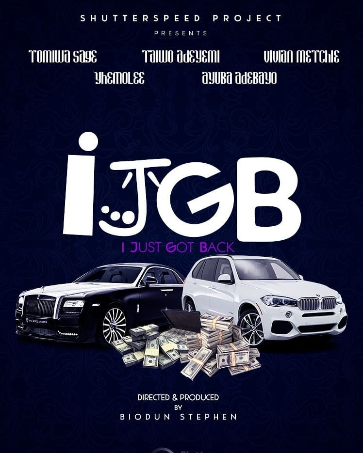 Watch the Trailer for Biodun Stephen's Latest Imagination IJGB