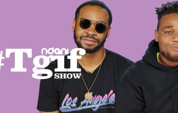 WANI and Buju Are A Hilarious Watch in Ndani's TGIF Show