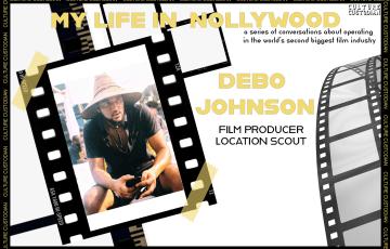 My Life in Nollywood - Debo Johnson