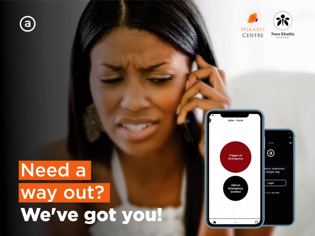 Aabo and The Mirabel Centre Collaborate for a Technological Solution to  Nigeria's Rape Culture