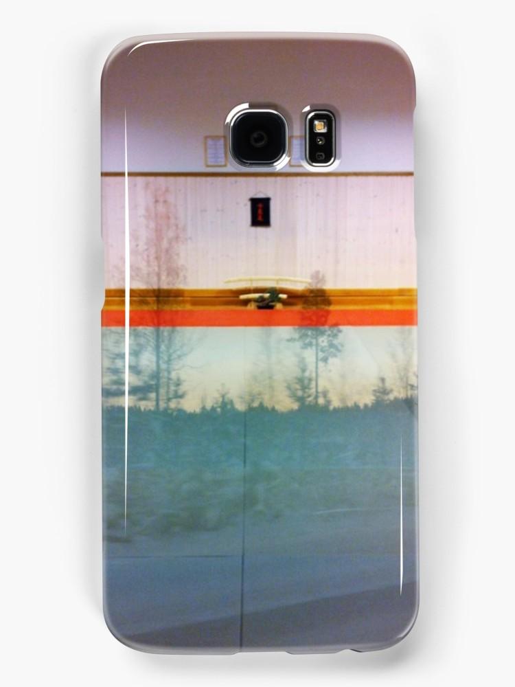 Aikido Winter Roadside Samsung Galaxy Case