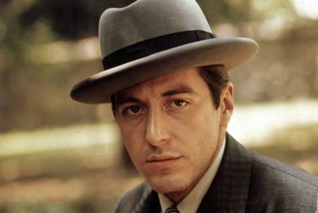 Al Pacino Godfather Homburg