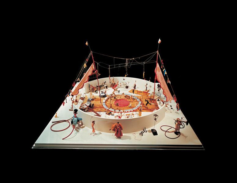 Calder Cirque Calder 1926