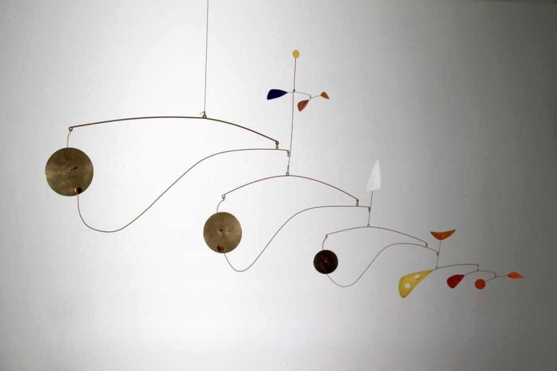 Calder Triple Gong 1948