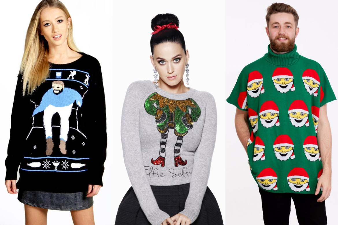 the best of christmas sweaters 2015 - Best Christmas Sweaters
