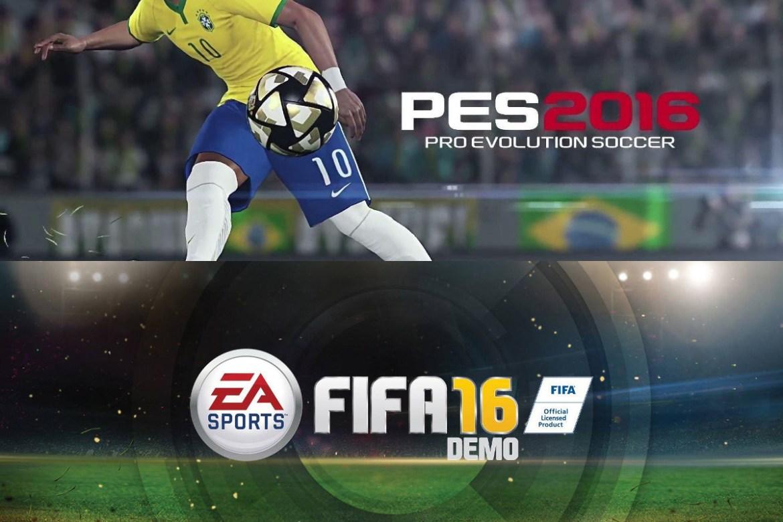 FIFA PES 2016