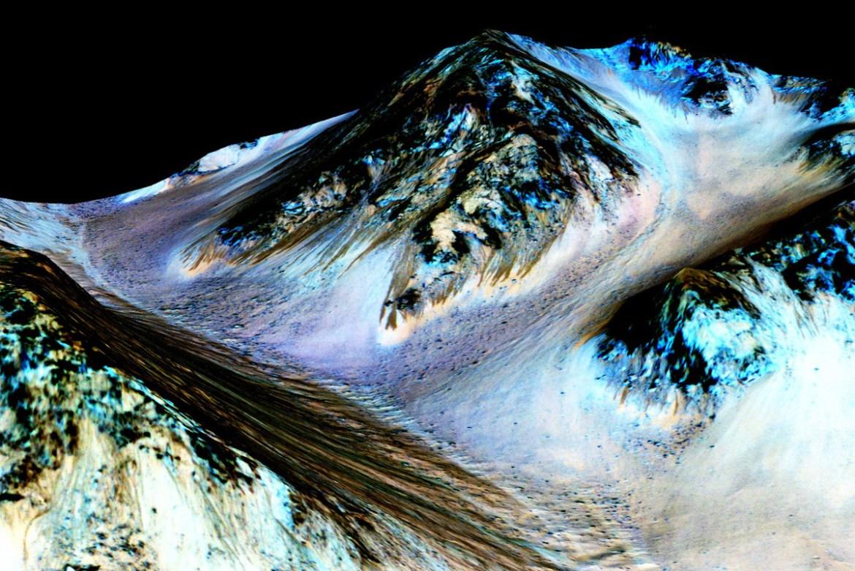 Mars Streaks 3