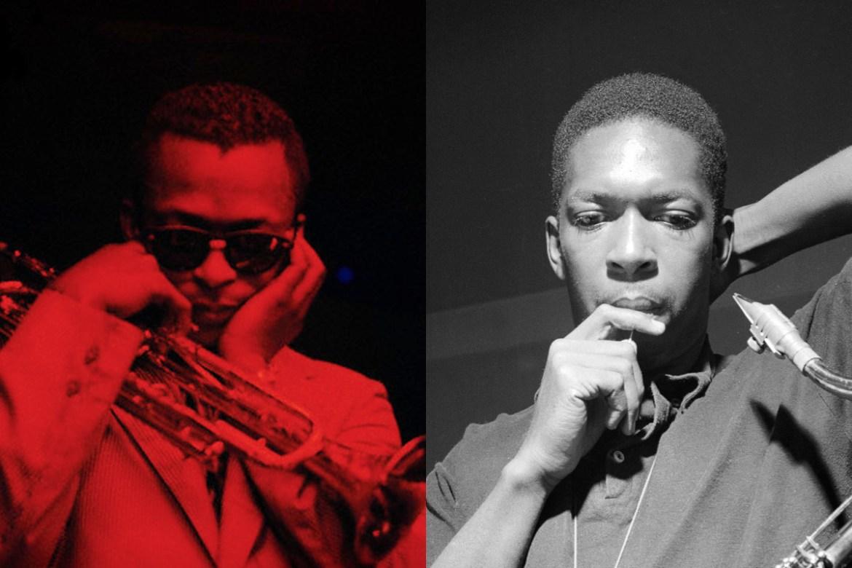 Miles Davis John Coltrane 1