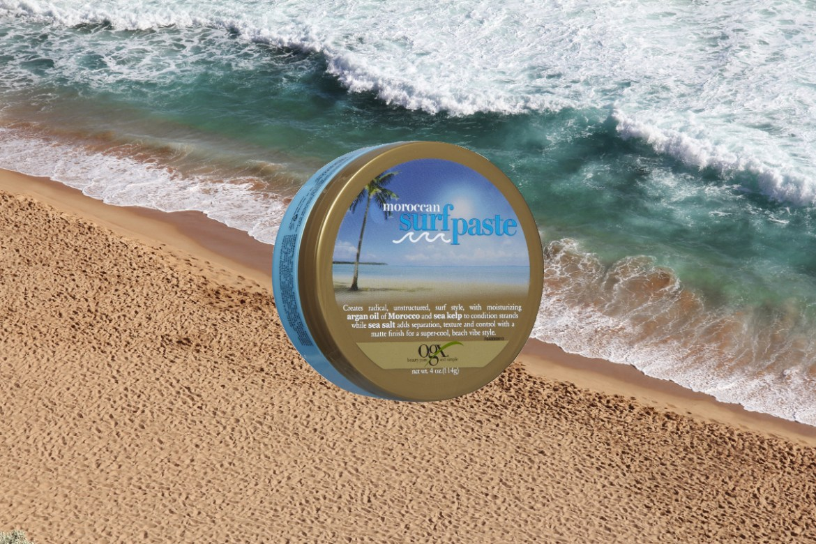OGX Moroccan Surf Paste 2