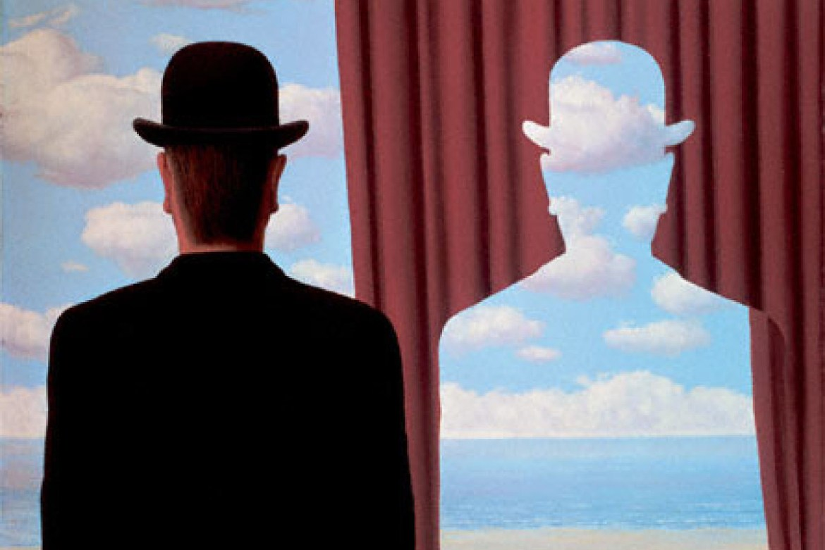 Rene Magritte Decalcomania Edit