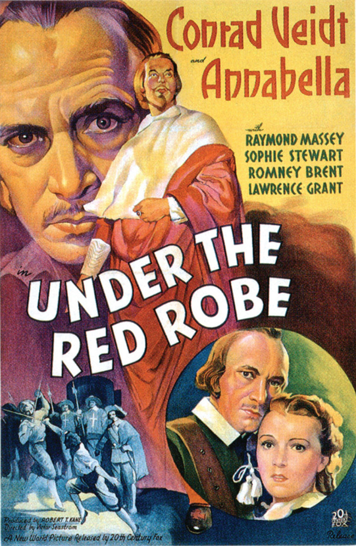 Under the Red Robe Cover 2