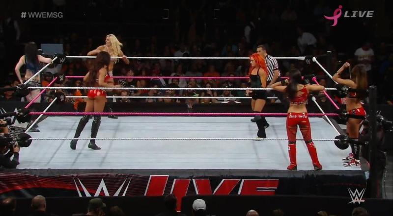 WWE MSG