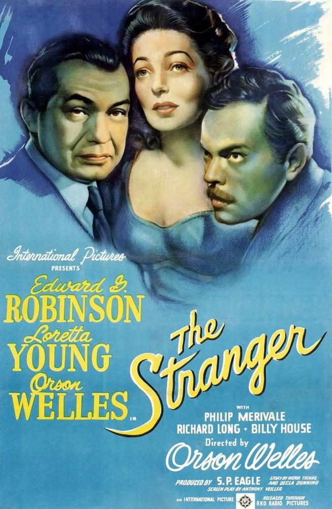 Welles The Stranger 1