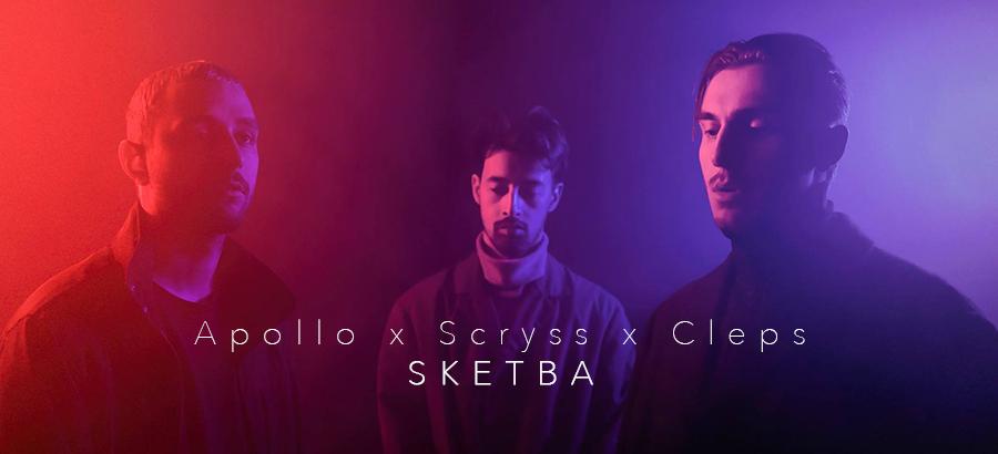 SLIDE 2 Apollo x Scryss x Cleps - SKETBA