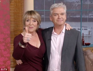 Fern Britton and Phillip Schofield