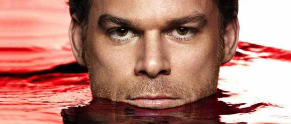 Homicidal blood spatter pattern analyst Dexter appears in Character Catharsis