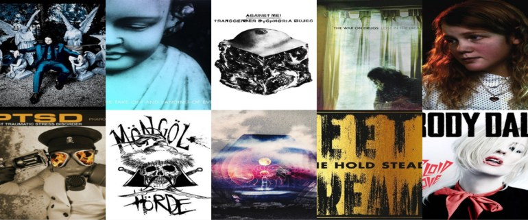 CV's Albums of the Year 2014