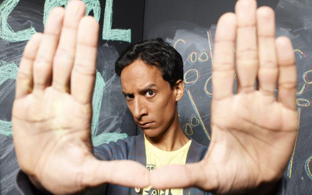 Abed is a badass