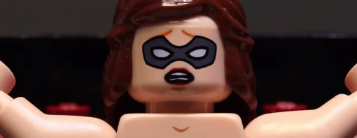 Fifty Shades Lego Parody