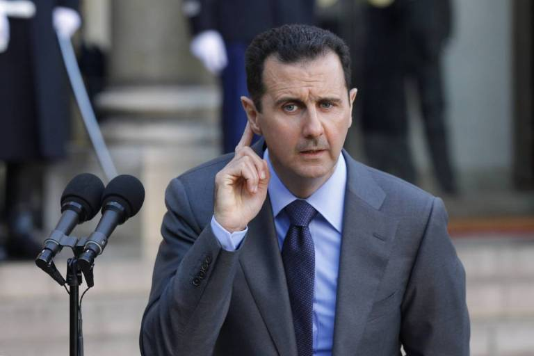 Assad arrogance