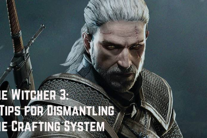 The Witcher 3 Tips