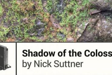 Shadow of the Colossus book