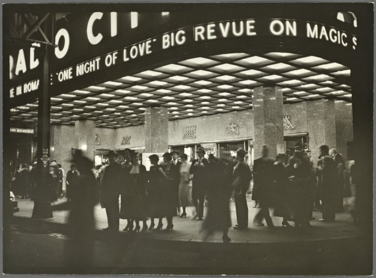 New York digital collection