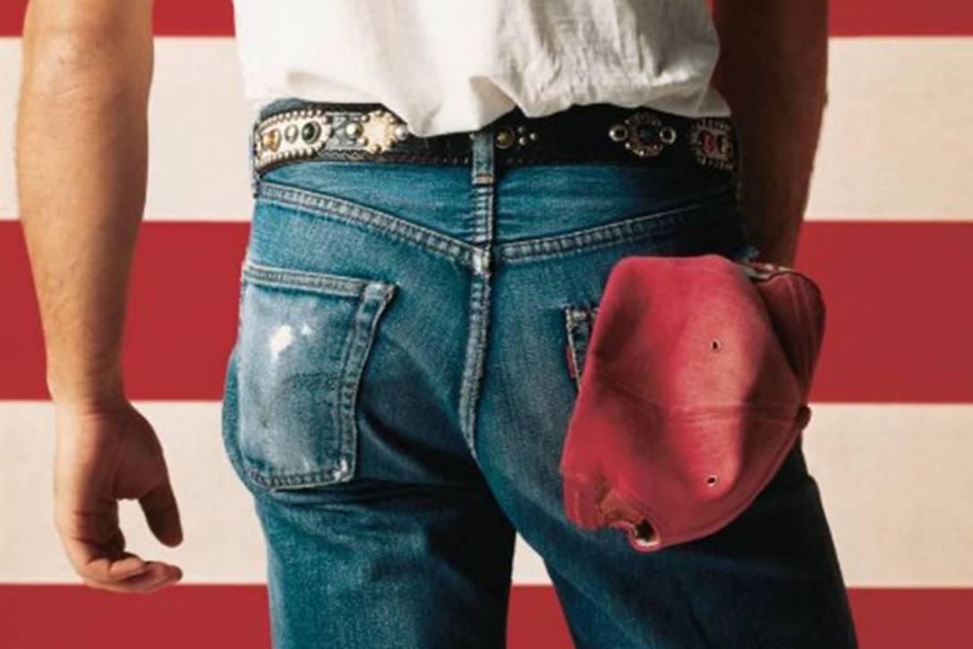 Born in the USA Album cover