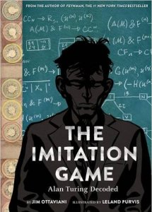 Cover for The Imitation Game