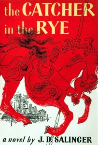 Cover for Catcher In The Rye