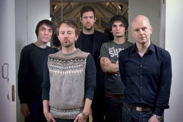 radiohead world tour