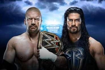 Wrestlemania 32 main event