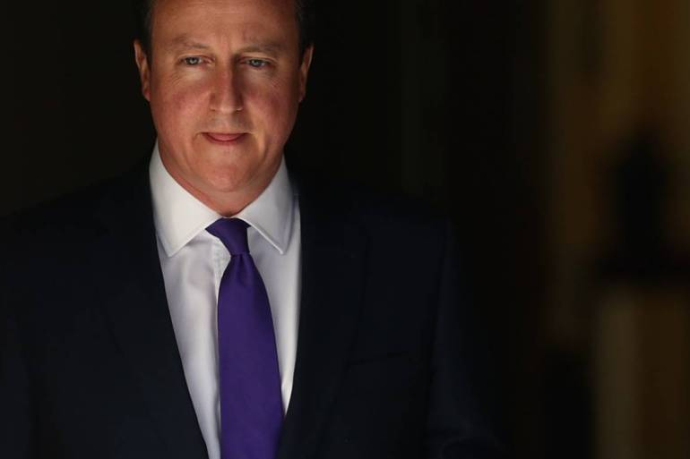 New Statesman David Cameron