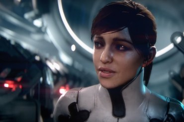 E3 2016 Mass Effect