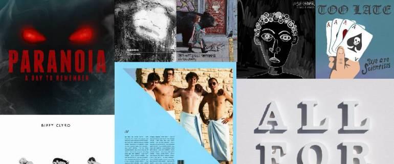 15 Must Listen Songs of 2016
