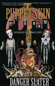 Puppet Skin by Danger Slater art work