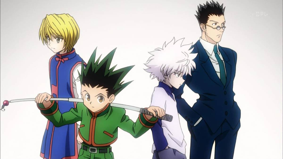 Why Hunter X Hunter (2011) May Be the Best Anime Ever