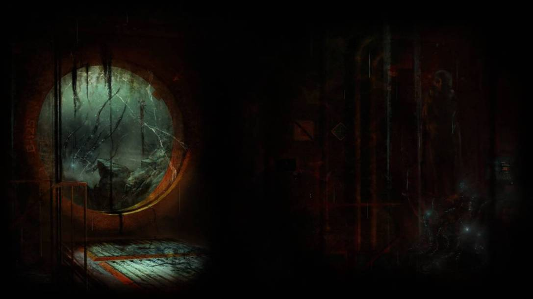 SOMA Horror Game Background Wallpaper