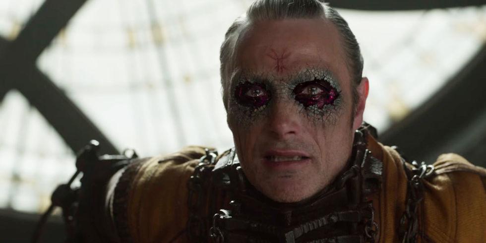 Doctor Strange Mads Mikkelsen