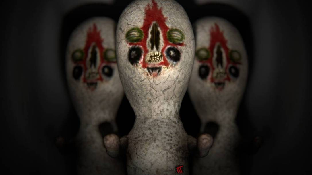 SCP indie horror game