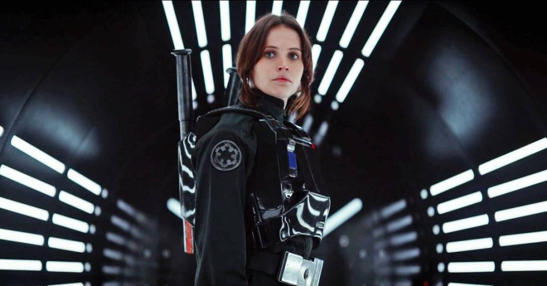 Jyn Erso from Star Wars Rogue One